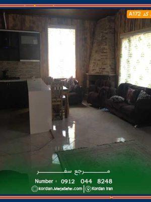 ویلا در کردان با استخر روباز کد A172