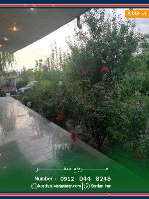 اجاره ویلا استخر روباز کردان مناسب مهمانی کد A133